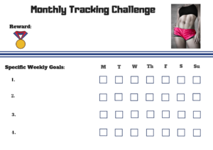 30 Day Follow Up To Food Tracking Challenge