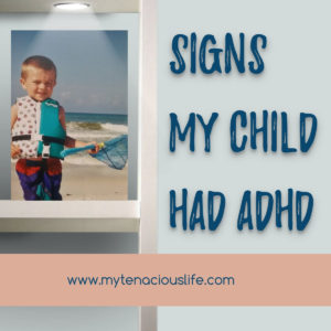 early child adhd signs